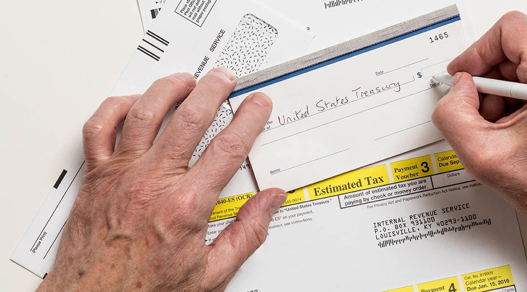 Estimated Taxes – What Are They?
